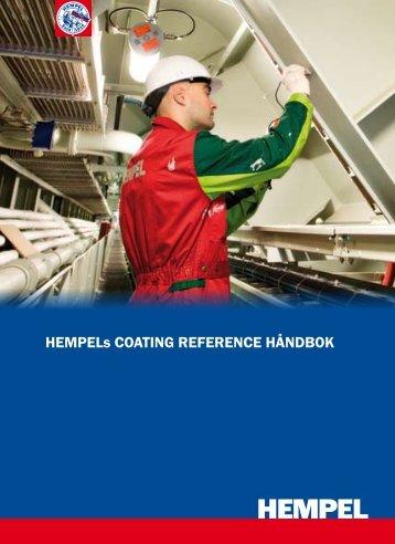 Coating Reference Håndbok - Hempel