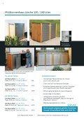 carports, container- und mülltonnen häuser - Indra Metallwaren - Page 2