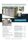 carports, container- und mülltonnen häuser - Indra Metallwaren - Page 3