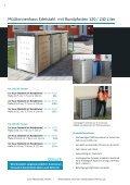 carports, container- und mülltonnen häuser - Indra Metallwaren - Page 4