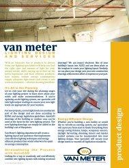 Lighting Design - Van Meter Inc.