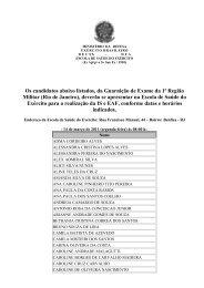 CONVOCAÇÃO PARA O IS e EAF CFS 2011/12 - Escola de Saúde ...