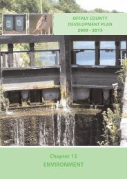 Chapter 12 - Environment.pdf - Offaly County Council