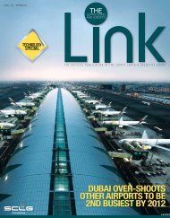 dubai over-shoots other airports to be 2nd busiest by 2012 - SCLG