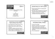 International Contracts for Import of Fertilisers - The Fertiliser ...