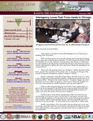 February 2009 - Flood Risk Management Program