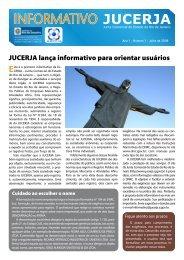 informativo nº 01 - Jucerja