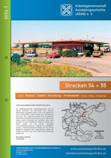 Strecke 55 - Strecke 46