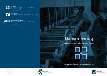 Hent Galvaniske processer - Industriens Branchearbejdsmiljøråd