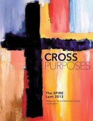 The Spire Lent 2013 - Westwood United Methodist Church