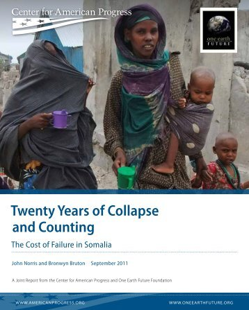 Twenty Years of Collapse and Counting - Center for American ...
