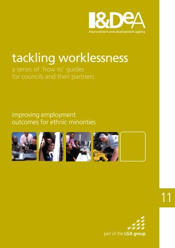 Improving employment outcomes for ethnic minorities