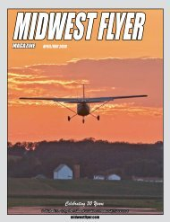 Celebrating 30 Years - Midwest Flyer