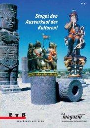 Erklärung von Bern (EvB Magazin 3/2004) - Kompetenzzentrum ...