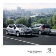 207/207SW - Peugeot