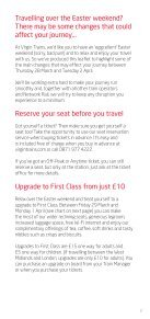 Easter - Virgin Trains - Page 4