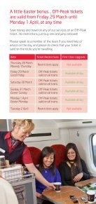 Easter - Virgin Trains - Page 5