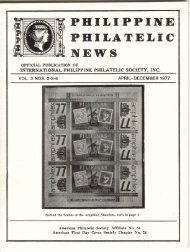 April-December 1977, Vol. 3, No.s 2-4 - International Philippine ...