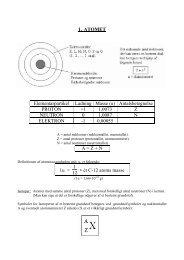 Hent hele formelsamlingen som pdf-fil - VUC Aarhus