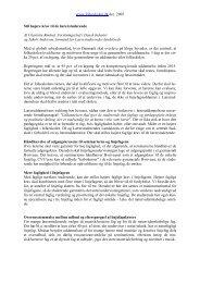 LL og DI: Stil højere krav til de lærerstuderende - Folkeskolen