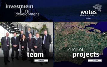 investment - Wates
