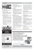 Achtung: Anmeldung unbedingt erforderlich! - CDU Kreisverband ... - Seite 2