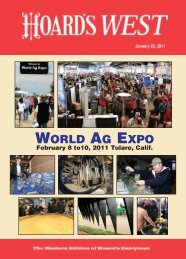 World Ag Expo Supplement - Hoards Dairyman