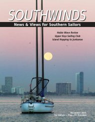 News & Views for Southern Sailors - Southwinds Magazine