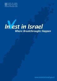 Invest In Israel - Where Breakthroughs Happen - IATI