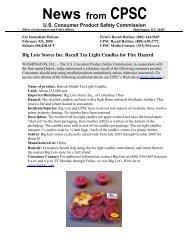 Big Lots Stores Inc. Recall Tea Light Candles for Fire Hazard