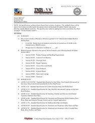 3 Part Specifications (PDF) - Alpine Overhead Doors