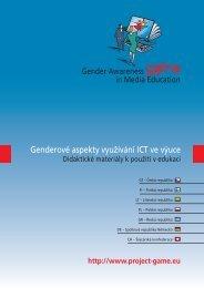 Genderové aspekty využívání ICT ve výuce - game