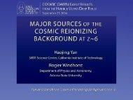 Haojing Yan (PDF) - STScI