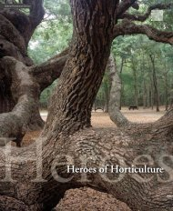 Heroes of Horticulture - The Cultural Landscape Foundation