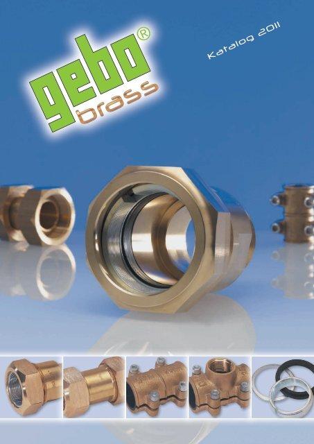 Katalog 2011 - Gebo
