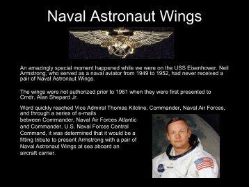 Naval Astronaut Wings