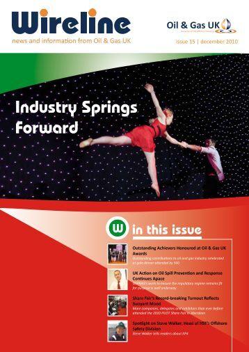 Issue 15 December 2010 (PDF File 1.6MB) - Oil & Gas UK