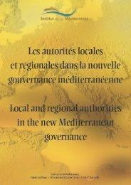 Rapport prospectif Forum 2008 - Institut de la Méditerranée
