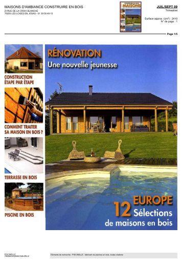 entreprise goudalle construction 62 preures salon maison bois. Black Bedroom Furniture Sets. Home Design Ideas