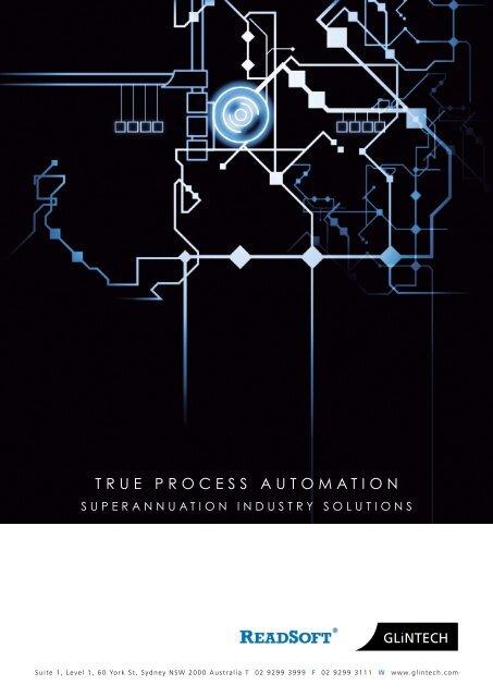 True Process AuTomATion - GLiNTECH