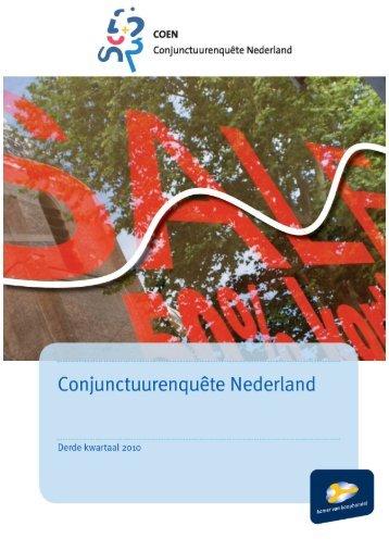COEN Rapport 2010 Derde Kwartaal - Accountancy Nieuws