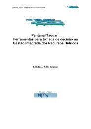 Projeto Pantanal-Taquari.pdf - Embrapa Pantanal