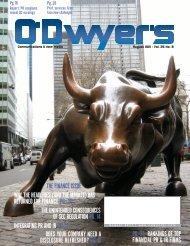 and the market - Odwyerpr.com