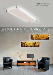 Download wissmann-raumobjekte Wandlampen Katalog