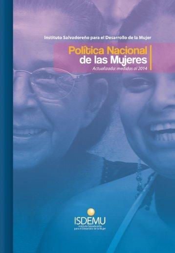 politica nacional de las mujeres - actualizada medidas al 2014.pdf