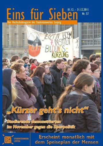 speiseplan - Studentenwerk Leipzig