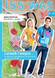 Catwalk Campus - Studentenwerk Frankfurt am Main