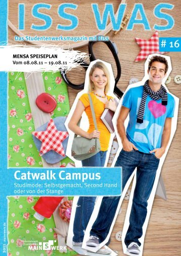 Catwalk Campus - Studentenwerk Frankfurt am Main
