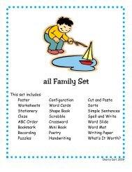 ail Family Set