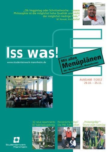 Iss - Studentenwerk